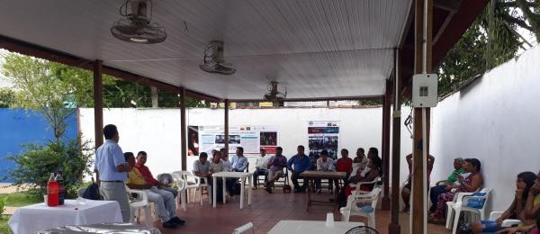 Consulado de Colombia en Tabatinga rindió homenaje a las víctimas del conflicto armado en el Día Internacional de la Paz